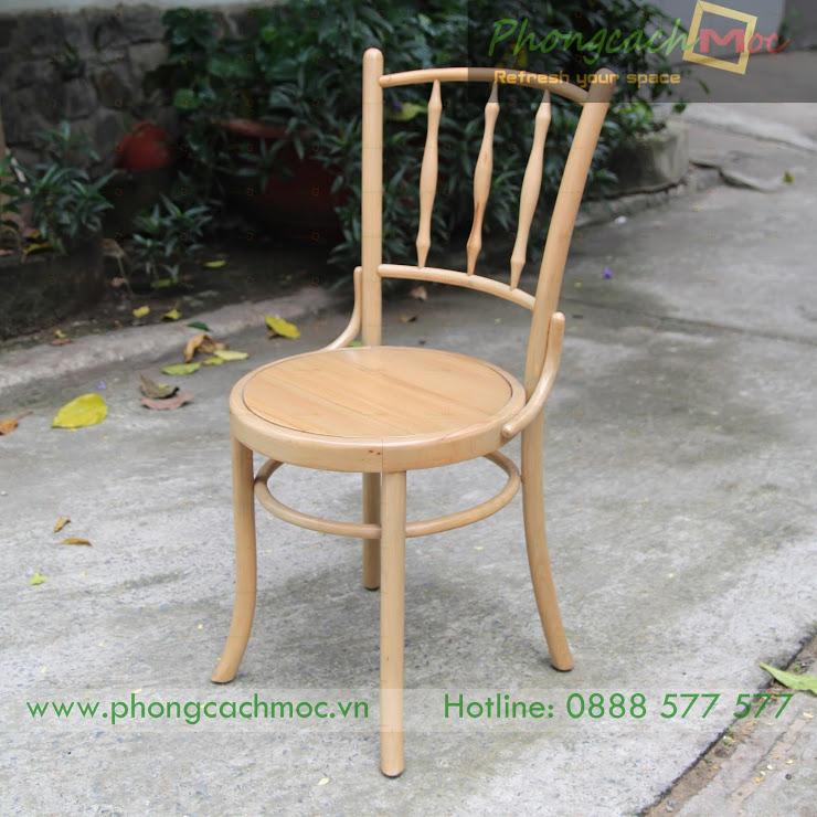 Ghế gỗ cafe MC181-1