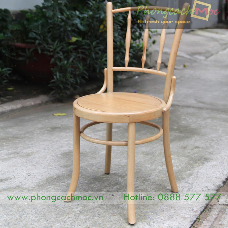 Ghế gỗ cafe MC181-5