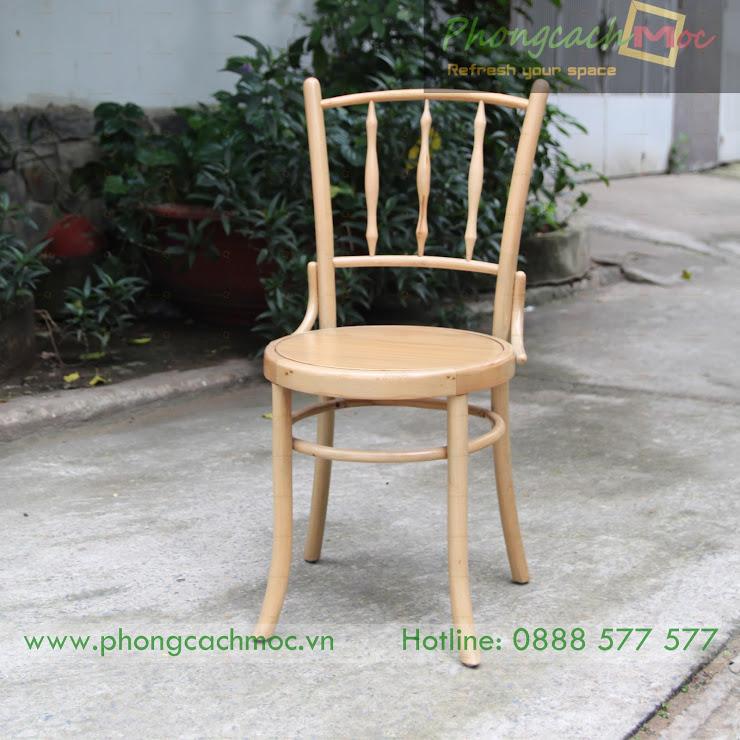 Ghế gỗ cafe MC181-6