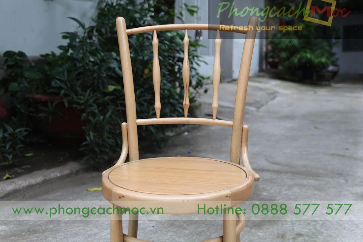 Ghế gỗ cafe MC181-4