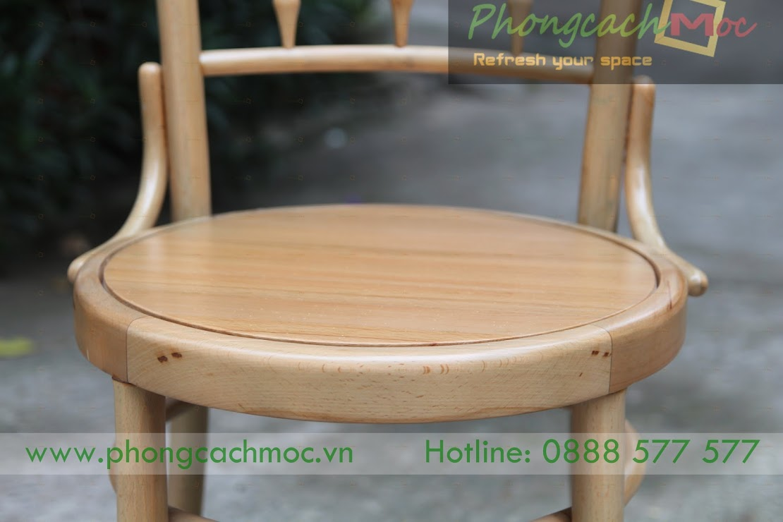 Ghế gỗ cafe MC181-3