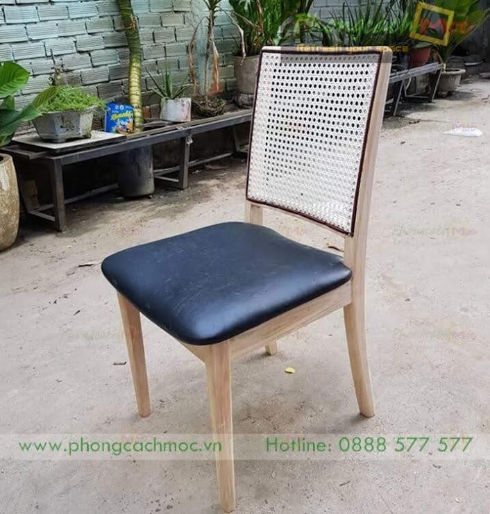 Ghế gỗ MC183 -2